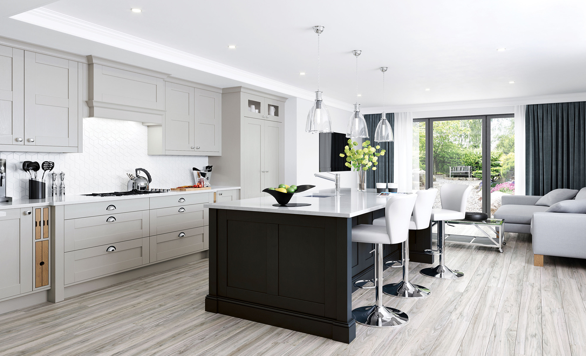 MODERN KITCHENS - Direct Wholesale Kitchens