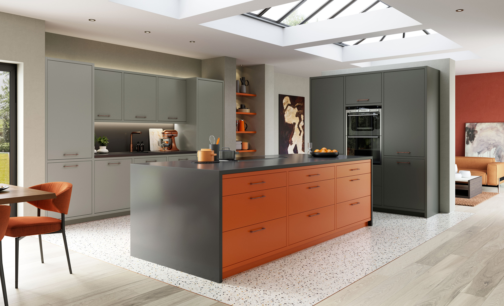 Why Choose A Slab Door Direct Wholesale Kitchens